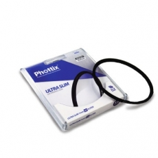 Phottix Ultra Slim UV filtras 62mm