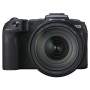 Canon EOS RP + RF 24-105mm f/4.0L IS USM + EF adapteris