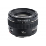 Canon EF 50mm F1.4 USM + blenda ES-71II